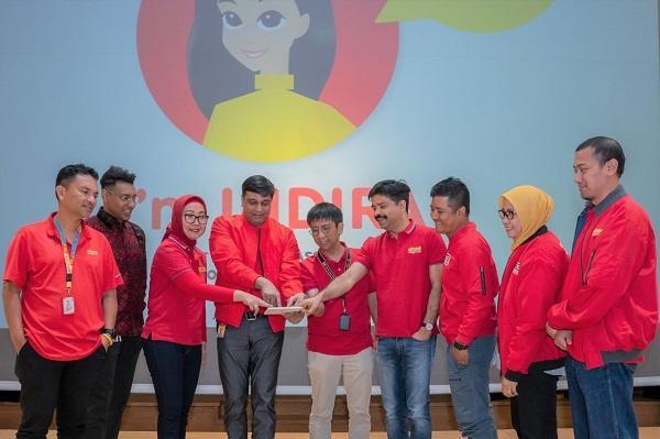 Rayakan Hari Pelanggan Nasional, Indosat Ooredoo Manfaatkan Live Chat dengan Kecerdasan Buatan