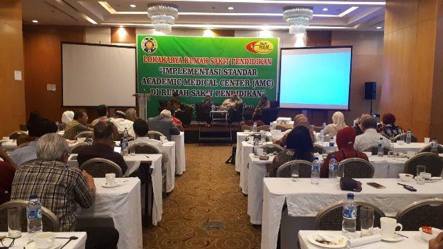 RSUP H Adam Malik Gelar Lokakarya Rumah Sakit Pendidikan