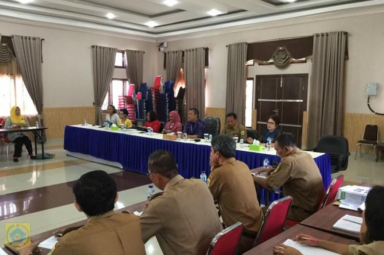 Tim Kesehatan Kemenkes RI Kunjungi Kabupaten Pakpak Bharat
