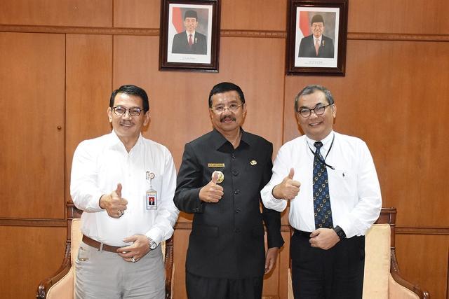 Jaga Inflasi, Tengku Erry Minta Bulog Ikut Stabilkan Harga
