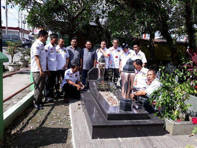 Pokja Humas Sumut Sebut Anuar Shah Layak Jadi Nama Jalan di Kota Medan