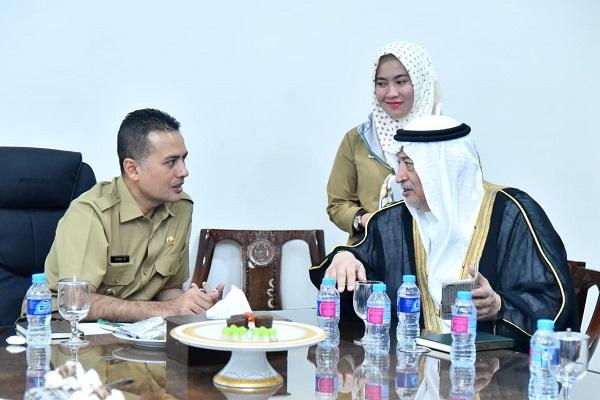 Pemprov Sumut-LIPIA Bicarakan Pengembangan Pendidikan Bahasa Arab di Sekolah