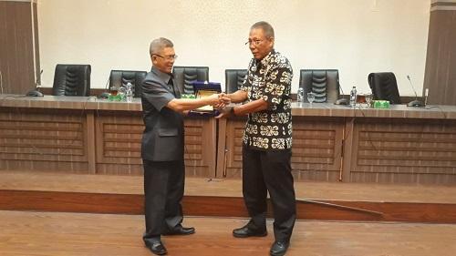 Komisi I DPRD Kabupaten Belitung Pelajari Pengawasan dan Jaminan Produk Halal dan Higienis ke Kota Medan