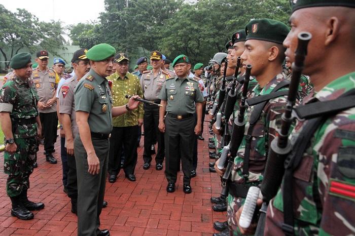 Pangdam I/BB Tekankan Pengamanan VVIP Presiden RI di Sumut Harus Sukses