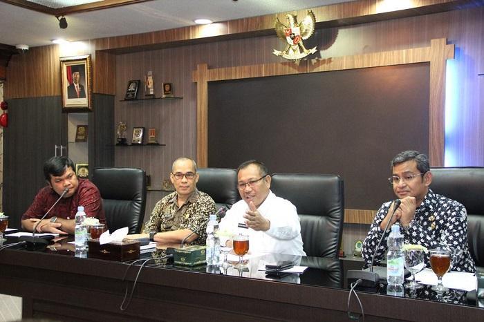 BWS Sumatera II Usulkan Pembuatan Tanggul untuk Atasi Banjir