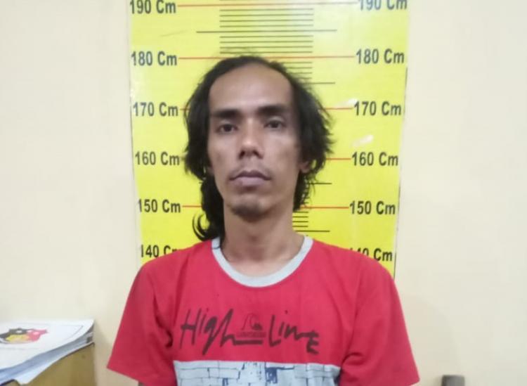 Polisi Bekuk Pengedar Sabu di Perumnas Simalingkar