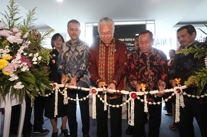 Mendag RI Resmikan Kantor BPTN di Medan, Wagubsu Harapkan Dapat Minimalisir Peredaran Barang Ilegal