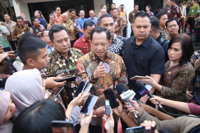 Mendagri Tito Karnavian Akan Lakukan Evaluasi APBD