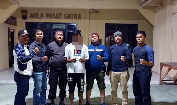 Buruh Bangunan Homoseksual Cabuli Remaja di Tanjungbalai
