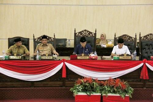 Nama-Nama Calon Pimpinan Definitif DPRD Kota Medan Masa Jabatan 2019-2024 Telah Diumumkan