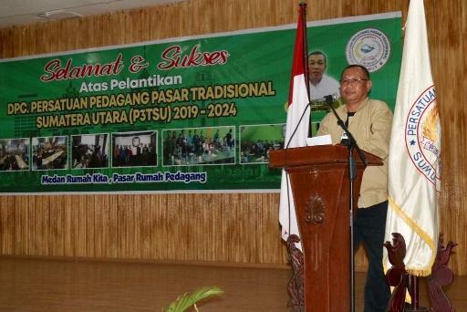 Wakil Walikota Medan: Pasar Adalah Rumah Pedagang, Mari Kita Tata dan Jaga