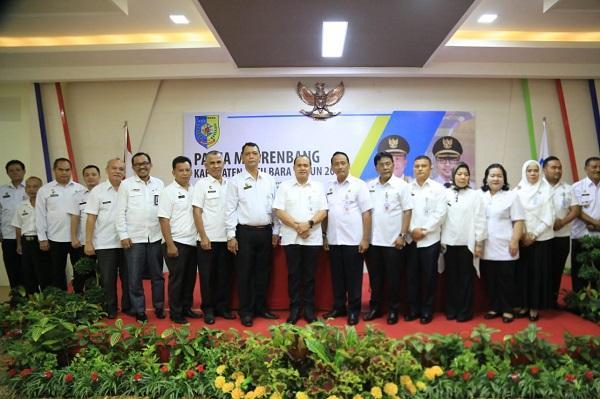 Ini Lima Prioritas Pembangunan Tahun 2020 di Kabupaten Batubara