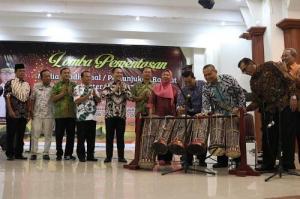 Walikota Medan Hadiri Pembukaan Lomba Media Tradisional Pertunjukan Rakyat