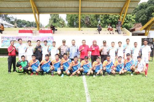 Dispora Medan Gelar Liga Pendidikan Tahun 2019