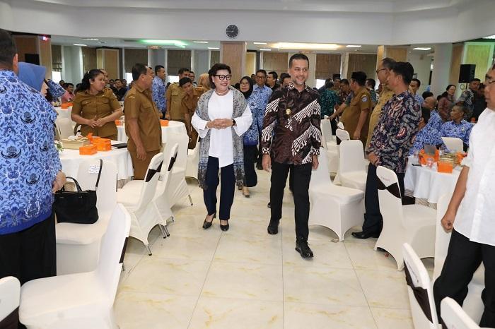 Basaria Panjaitan Sebut Provinsi Sumut Pilot Project Pencegahan Korupsi