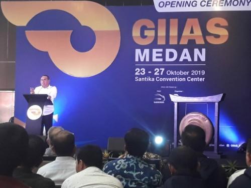 Plt Walikota Medan Hadiri Pameran Industri Otomotif