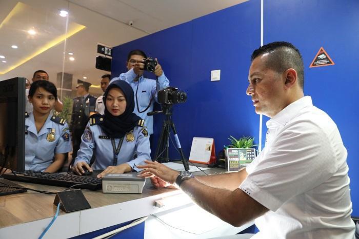 E-Paspor Diluncurkan, Wagub Sumut Minta Layanan Keimigrasian Ditingkatkan