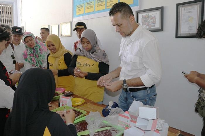 Ijeck Kunjungi Tambang PT Bumi Suksesindo, Kedepankan CSR dan Pelestarian Lingkungan