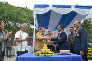 Wakil Bupati Hadiri Peringatan HUT KONI Kabupaten Deli Serdang
