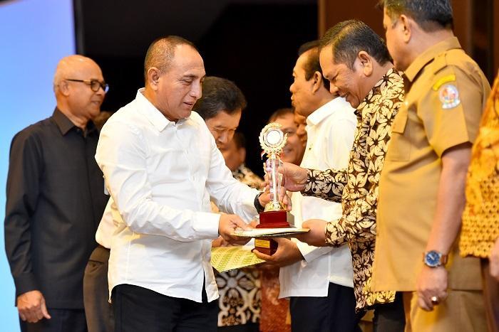 Gubernur Buka Rakor TPID se-Sumut 2019, Kendalikan Inflasi Seperti Menjaga Tensi