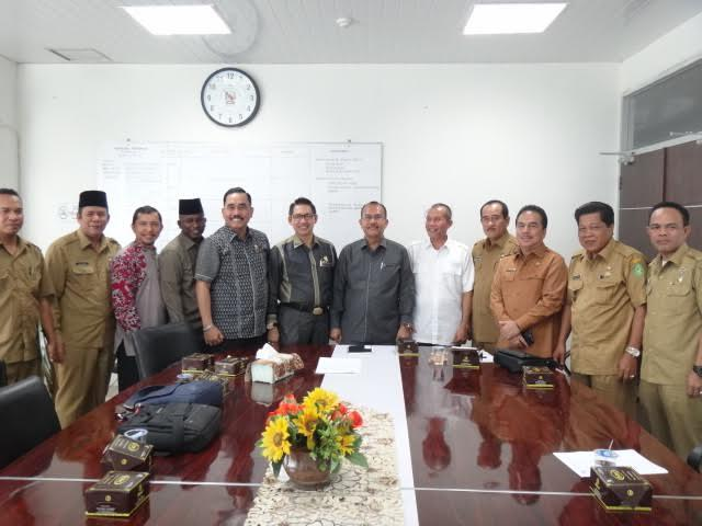 Tingkatkan Capaian Program Kerja, Komisi B DPRD Medan Kumpulkan Konterpart