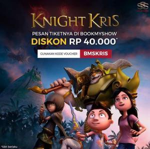 Knight Kris Tayang, Ini 5 Film Animasi Indonesia Terbaik