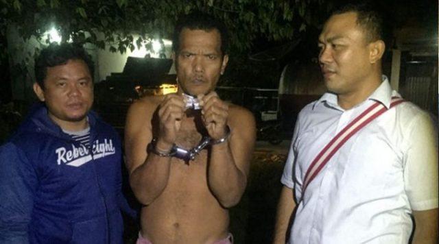 Jadikan Rumah Tempat Transaksi Narkoba, Manurung Diciduk Polres Tanjung Balai