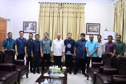 Wali Kota Medan Dukung HIPMI Medan Gelar Diklat Digital Entrepreneur Bagi Pengusaha Muda
