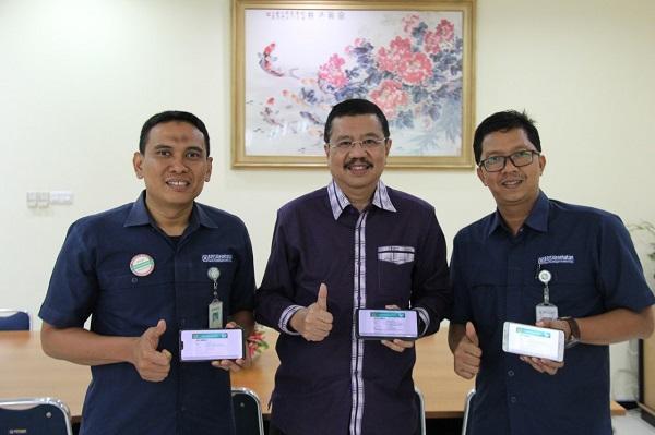 Bantu Masyarakat Peroleh Layanan Administratif, Mantan Gubernur Sumut Ajak Warga Medan Download Mobile JKN