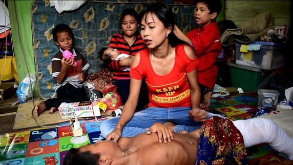 Bocah 8 Tahun di Tanjung Balai Disuruh Minum Air Kencing Temannya, Hingga Kakinya Terbakar
