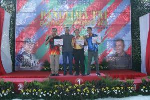 Kasum TNI Tutup Kejuaraan Menembak Panglima TNI Cup 2019