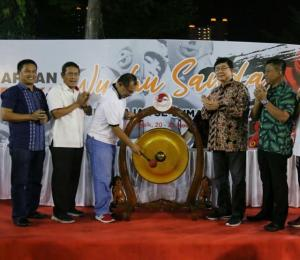 Plt Walikota Medan Buka Kejuaraan Wushu Sanda Antar Pelajar Se-Sumatera Utara
