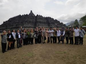 Anggota DPR RI: Pengelolaan Borobudur Tumpang Tindih