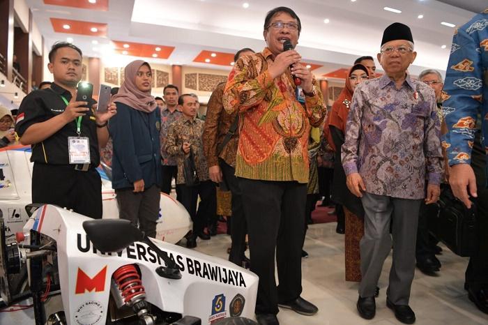 Wapres RI Hadiri Konferensi Internasional Halal dan Thoyyib 2019 di Malang