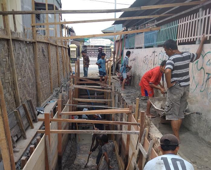 IPAL Komunal di Jalan Bromo Bakal Dikerjakan Tepat Waktu