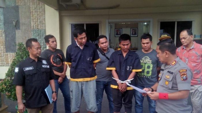 Oknum PNS di RS Abdul Manan Kisaran Ditangkap Polisi, Sebut Rumah Bupati Tempat Nonton Orang...