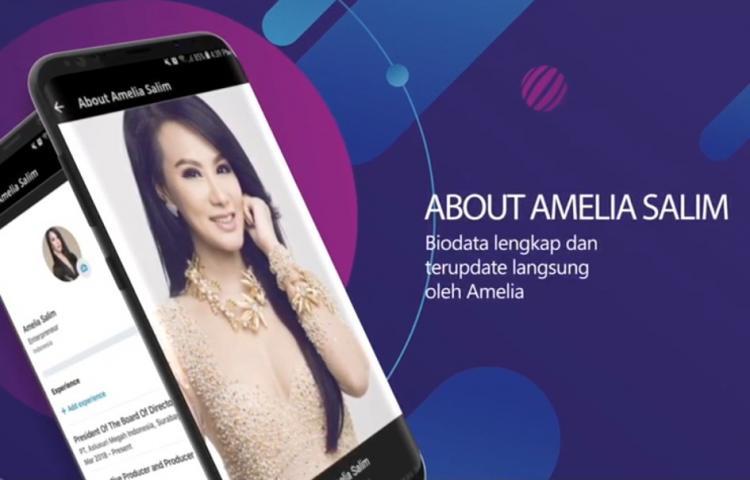 Amelia Salim: Aplikasi Compro Sangat Membantu Kegiatan Bisnis Saya