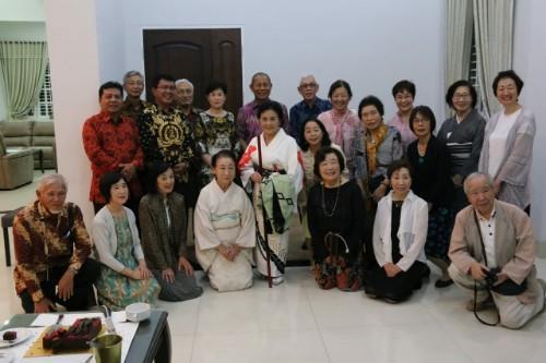 16 Orang Perwakilan Masyarakat Ichikawa Jepang Kunjungi Kota Medan