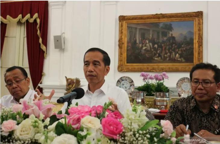 Masih Ada Uji Materi, Presiden Jokowi Tidak Akan Keluarkan Perppu KPK Dalam Waktu Dekat