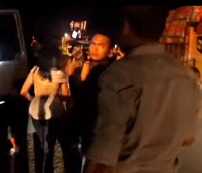 Polres Asahan Amankan 42 Warga dalam Razia di Stadion Mutiara Kisaran