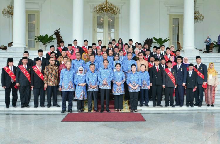 Presiden Jokowi Motivasi Masyarakat Donorkan Darah untuk Keselamatan Manusia