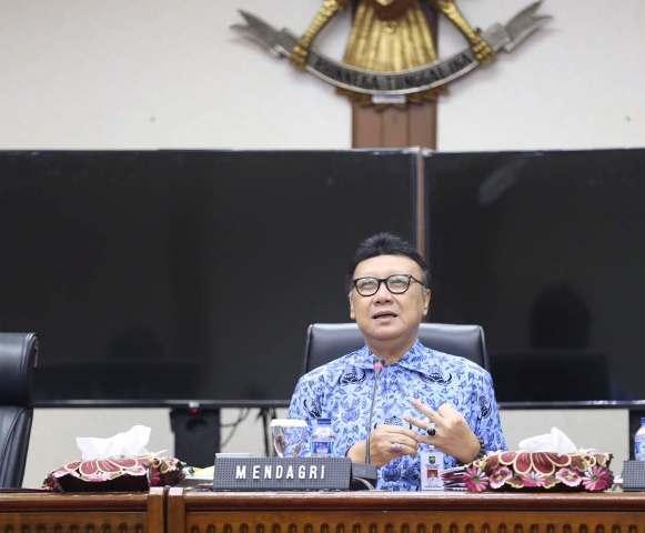 Mendagri: Gubernur dan Walikota/Bupati Harus Evaluasi SKPD, Tak Mampu Jalankan Program, Ganti Saja