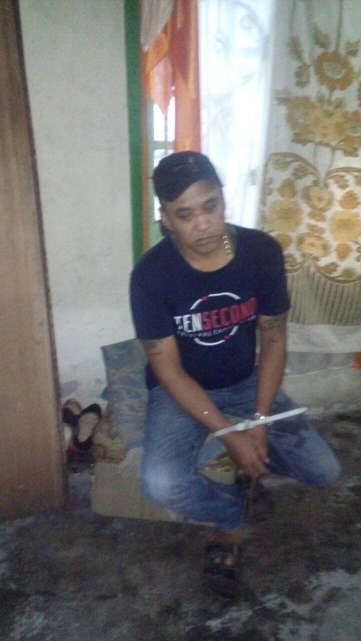 Edarkan Narkoba, Agus Harimau Dibekuk Polres Asahan