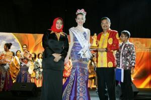 Tengku Erry Berharap Sri Bunga Rizky Bawa Nama Baik Sumut ke Level Nasional