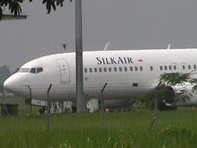 Disenggol Mobil, Pesawat Silk Air Batal Terbang dari Bandara Kuala Namu ke Singapura