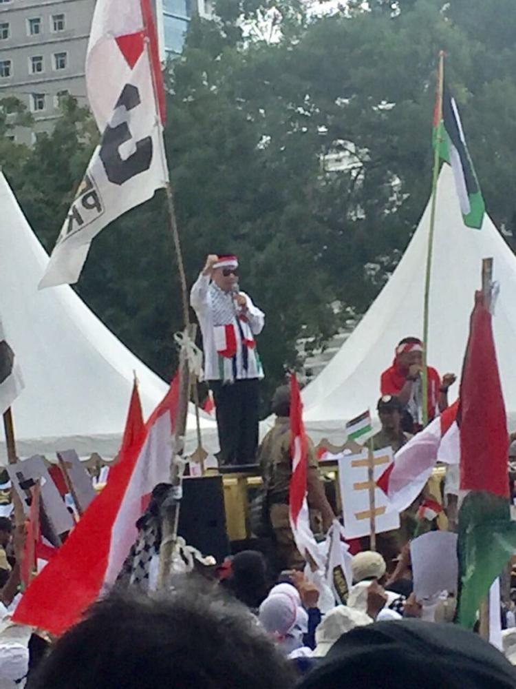 Ketua Fraksi PKS: Klaim Atas Yerussalem Adalah Bentuk Penindasan, Kezaliman dan Penjajahan
