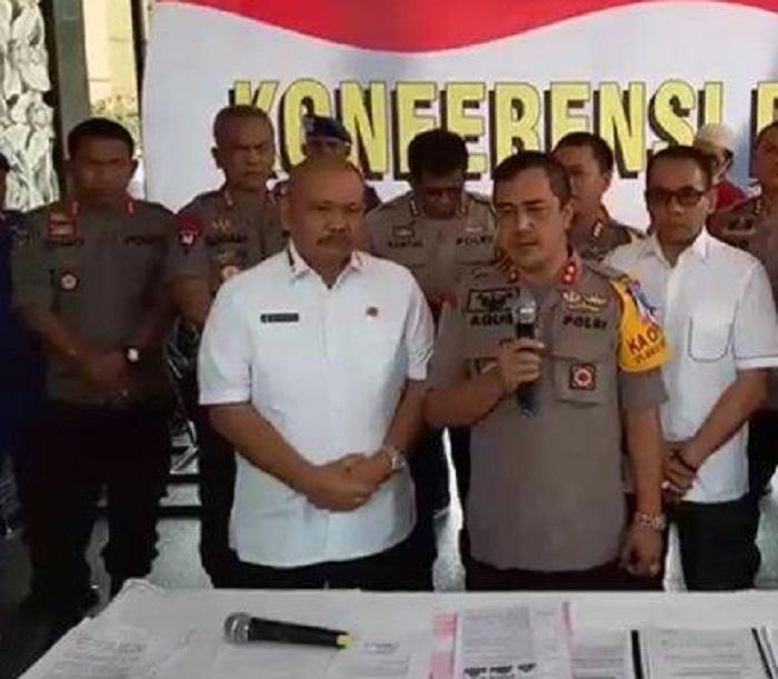 Jaringan Mafia Pemalsuan Surat Tanah Grand Sultan di Tanjungmulia Hilir Berhasil Diungkap Poldasu