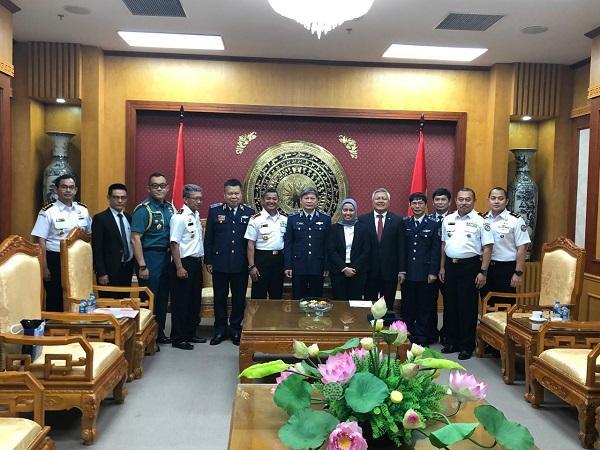 Sama-sama Hadapi Ancaman Keamanan dan Keselamatan, Indonesia Perkuat Diplomasi Maritim dengan Vietnam