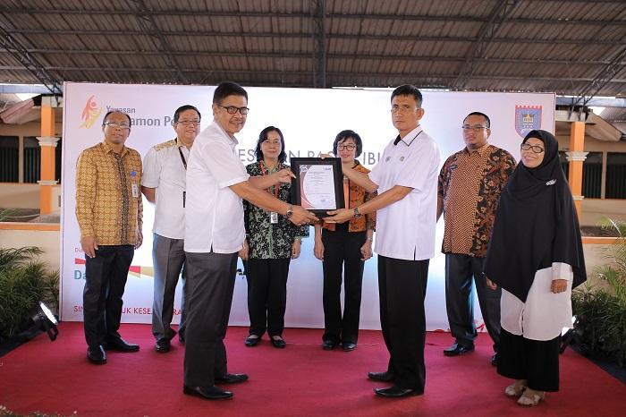 Yayasan Danamon Peduli Dampingi Pasar Ibuh Kota Payakumbuh Raih Predikat SNI Pertama di Sumatera