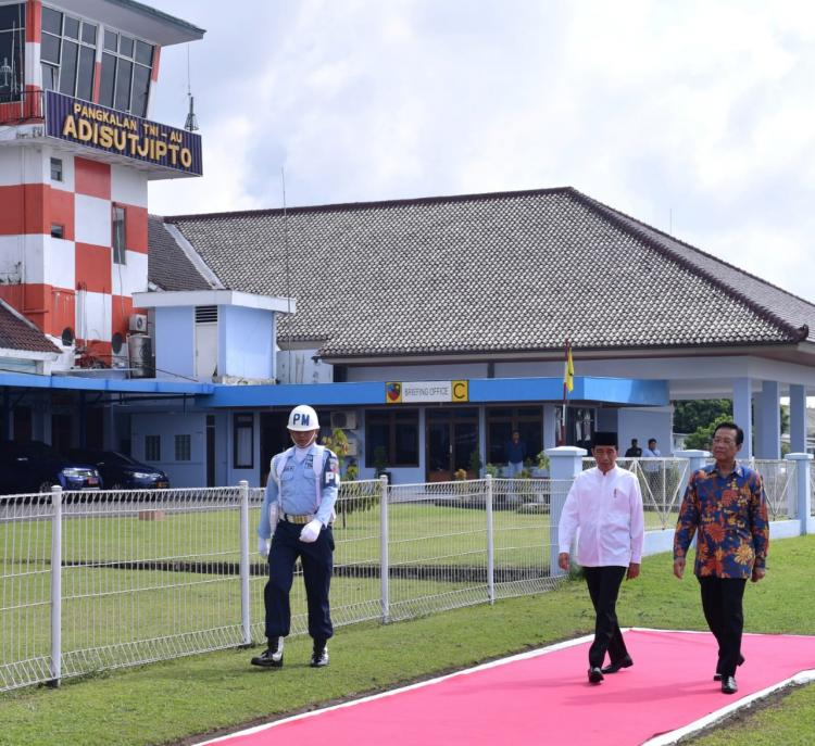 Ke DIY dan Lampung, Presiden Jokowi Hadiri Milad Madrasah Muallimin dan Buka Silaknas ICMI